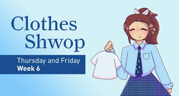 W3 - Clothes Shwop