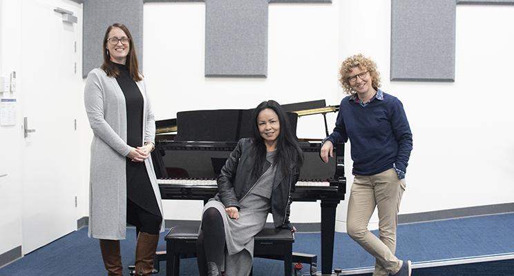 W9 - Music Staff