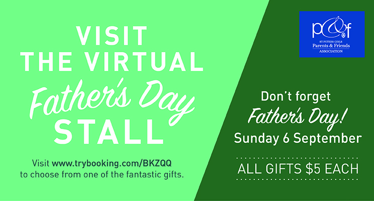P&F Virtual Father's Day Stall_2020