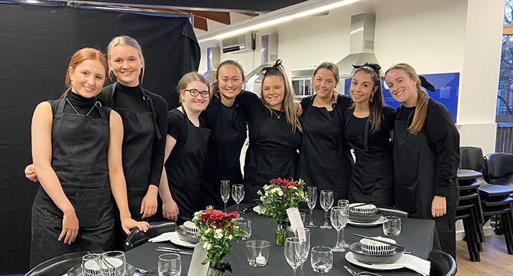 W8 - Food and Hospitality
