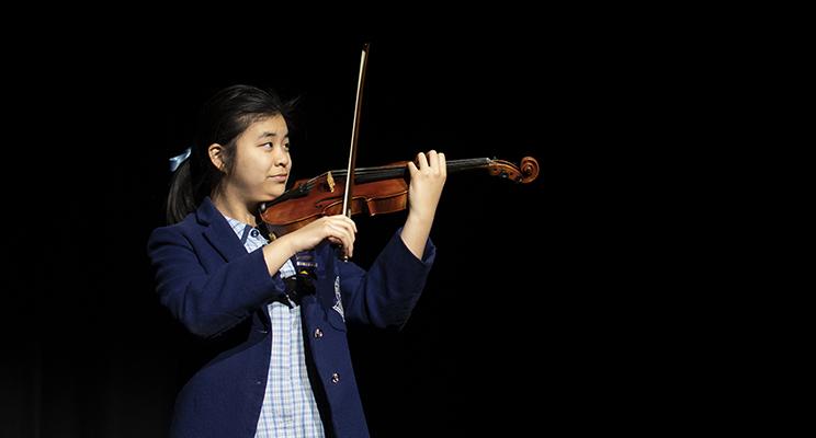 W1 - Violin 3