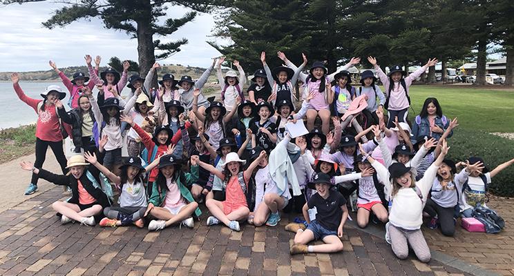 W3 - Year 3 Camp
