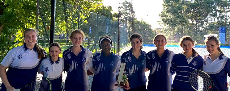Tennis Award Banenr